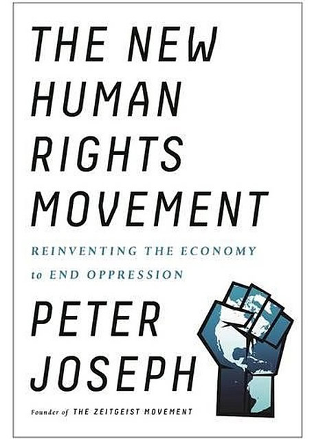 Book image of the new human rights movement